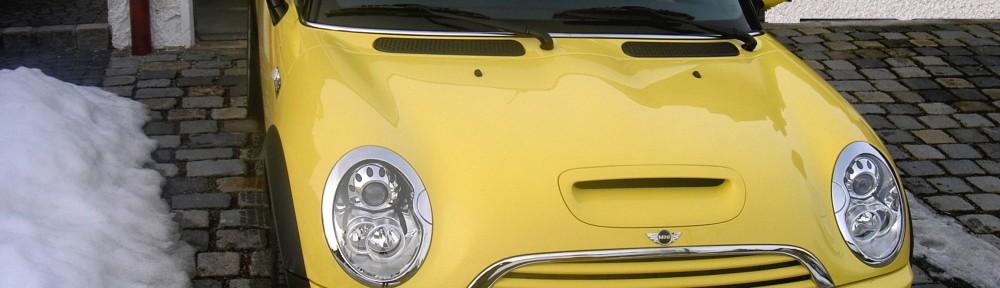 MINI Cooper S Cabrio -03-2005