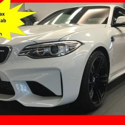 BMW M2 Coupé mit DKG und V-MAX Erhöhung auf 270km/h
